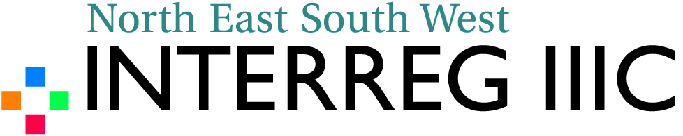 INTERREG NORTH EAST SOUTH WEST logo